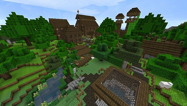 bff9f  Elveland light texture pack 11 [1.4.7] [32x] Elveland Light Texture Pack Download
