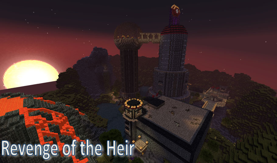 c2b10  Revenge of the Heir Map 1 [1.5] Revenge of the Heir Map Download