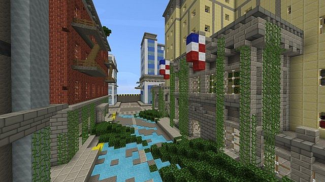 Minecraft Last Of Us Map The Last of Us Map Download | Minecraft Forum