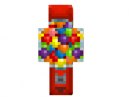Guball Machine Skin for Minecraft