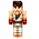Original Ryu HD Skin for Minecraft