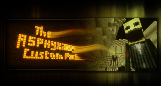 ea95e  The asphyxious texture pack [1.5.1/1.4.7] [16x] The Asphyxious Texture Pack Download