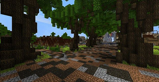 ec510  Elveland light texture pack 8 [1.4.7] [32x] Elveland Light Texture Pack Download