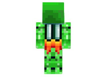 ee2f8  Truemu green skin 1 TrueMU Green Skin for Minercraft