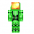 TrueMU Green Skin for Minercraft