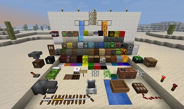 f378e  Own dressing texture pack 1 [1.5.2/1.5.1] [16x] Own Dressing Texture Pack Download