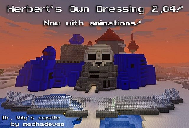 f378e  Own dressing texture pack [1.5.2/1.5.1] [16x] Own Dressing Texture Pack Download