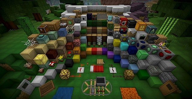 f3f77  Grand9kcraft texture pack 2 [1.7.2/1.6.4] [16x] Grand9KCraft Texture Pack Download