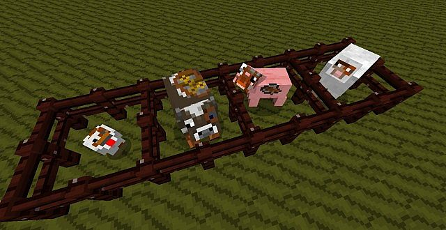 f44f3  Para Steampunk texture pack 5 [1.5.2/1.5.1] [16x] Paradorf's Steampunk Texture Pack Download