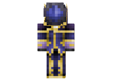 f824b  Zero skin ZERO Skin para Minecraft