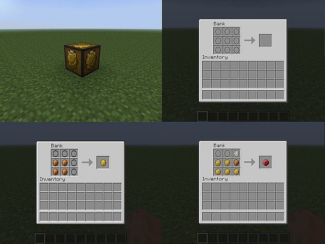 f878f  Ores and Coins Mod 4 Ores and Coins Screenshots
