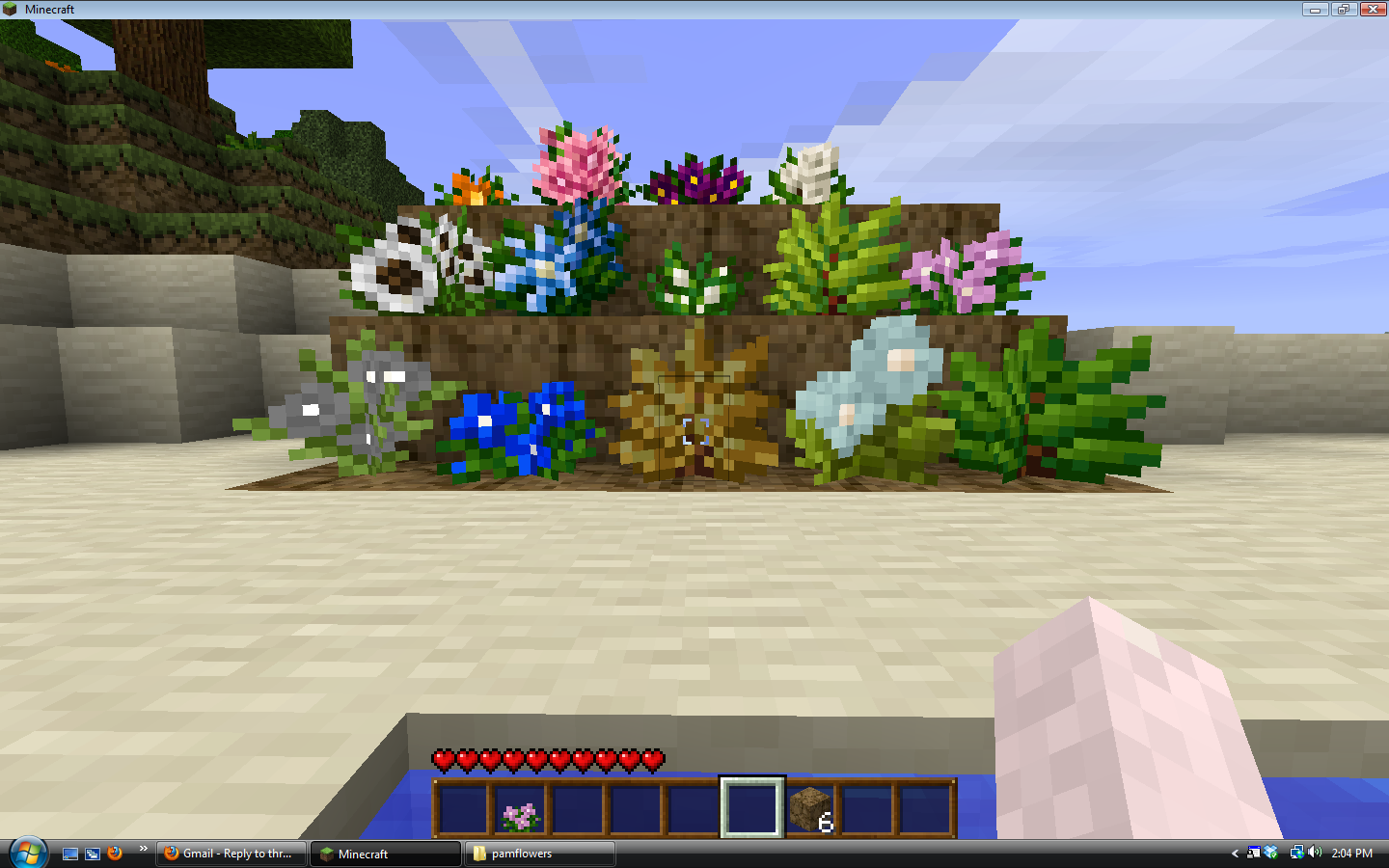 fY0bR [1.6.4] Weee! Flowers Mod Download