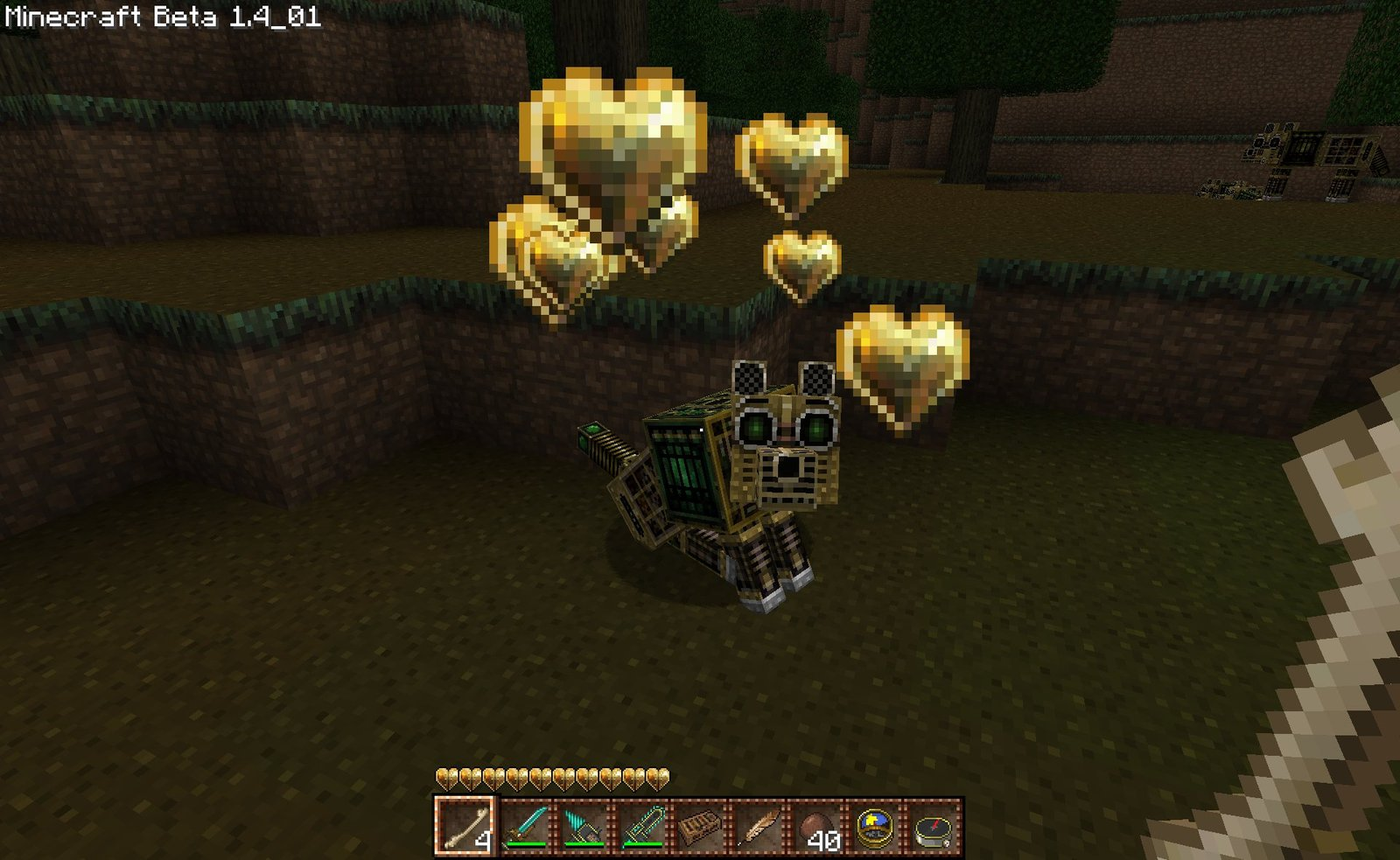 pic2q [1.7.2/1.6.4] [64x] Glimmar's Steampunk Texture Pack Download