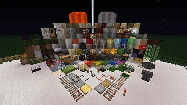 00152  Vorsalin craft texture pack 1 [1.5.2/1.5.1] [64x] Vorsalin Craft Texture Pack Download
