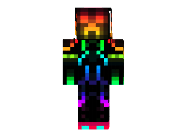 03f0e  Creeper cool skin Creeper Cool Skin for Minecraft