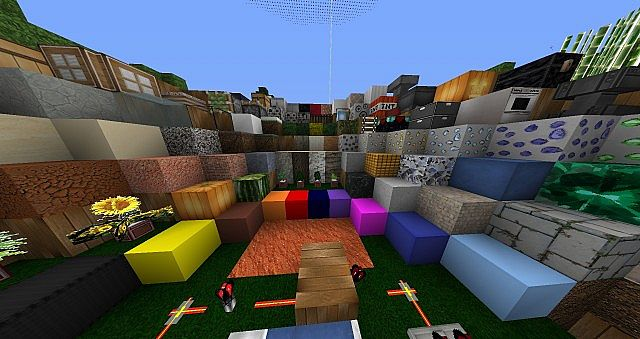 1ac85  Jammercraft modern texture pack 5 [1.7.10/1.6.4] [64x] JammerCraft Modern Texture Pack Download