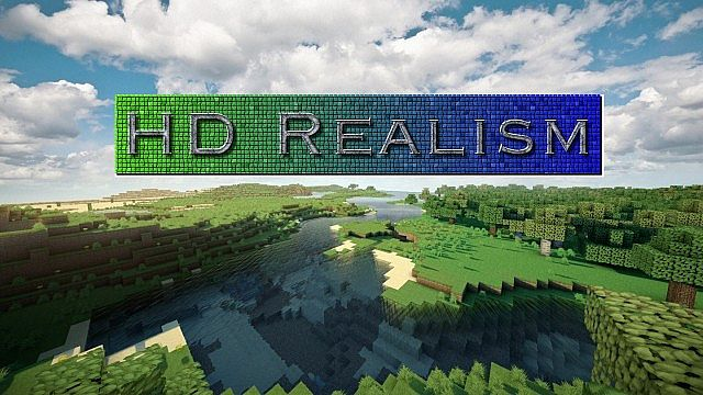 2e5dc  HD realism texture pack [1.5.2/1.5.1] [64x] HD Realism Texture Pack Download