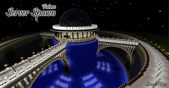 32594  Futuristic Server Spawn Map 1 Futuristic Server Spawn Map Download