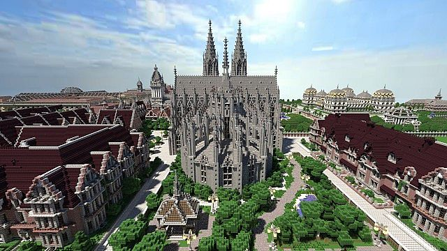 http://minecraft-forum.net/wp-content/uploads/2013/04/3a576__Cologne-Cathedral-Map-3.jpg
