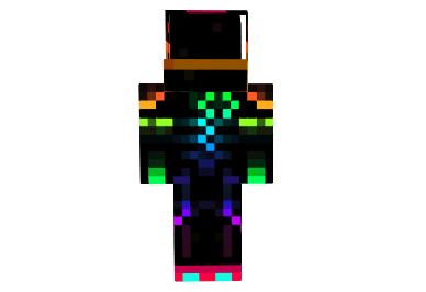 3cdb1  Creeper cool skin 1 Creeper Cool Skin for Minecraft