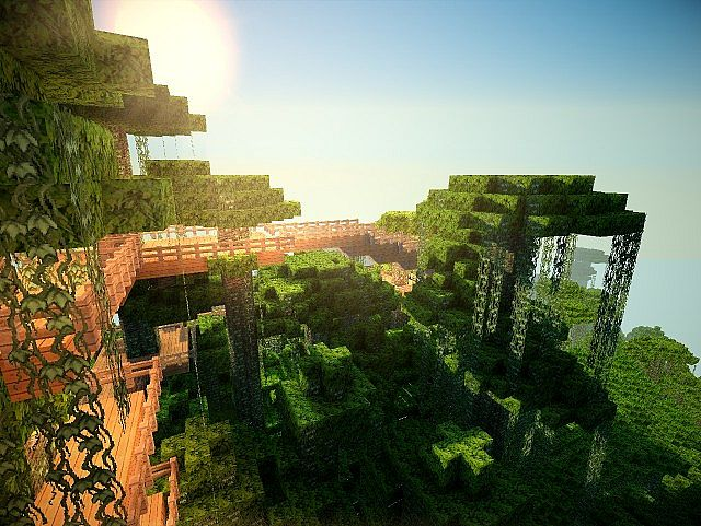 3d6ca  Sun light texture pack 3 [1.5.2/1.5.1] [64x] Sun Light Texture Pack Download