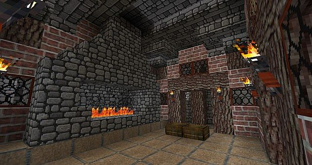50262  Darklands medieval texture pack 2 [1.9.4/1.9] [32x] Darklands Medieval Texture Pack Download