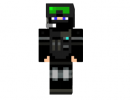 652cb  Swat police skin1 130x100 Minecraft: mod review Timber!