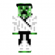 Creeper Sensei Skin Download
