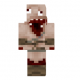 Amnesia Monster Skin for Minecraft