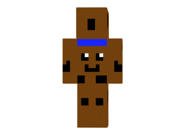 7a5c1  Scoobydoo shouter skin 1 Scoobydoo Shouter Skin for Minecraft