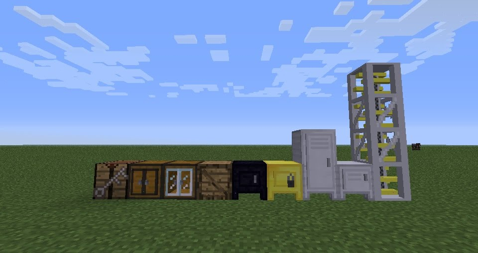 7df6a  More Storage Mod 1 [1.6.2] More Storage Mod Download