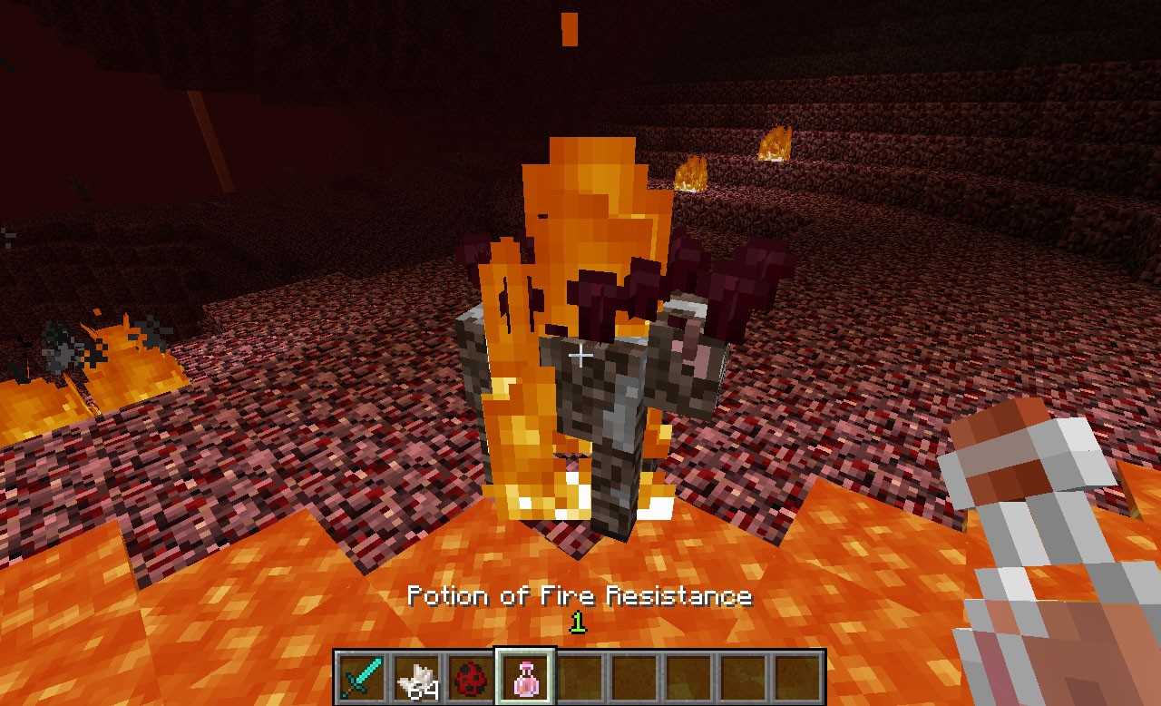 83793  Nether Cows Mod 5 Nether Cows Screenshots