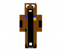 Scoobydoo Shouter Skin for Minecraft