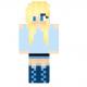 Cookie Monster Girl Skin Download