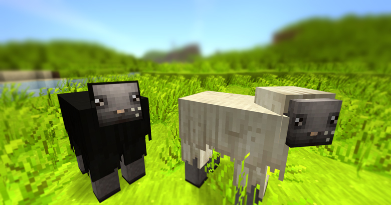 SHEEP 819227 [1.9.4/1.8.9] [32x] SummerFields Texture Pack Download
