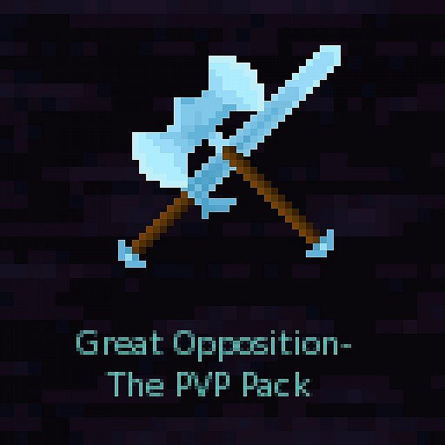 a6e99  The pvp texture pack [1.5.2/1.5.1] [32x] The PVP Texture Pack Download