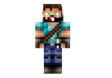 a6f95  Hailranger skin Hailranger Skin para Minecraft