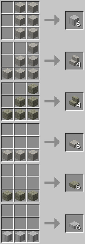 acf12  recipes2 Chisel Screenshots and Recipes