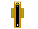 Gold Shouter Skin for Minecraft