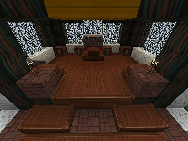 b94c7  Srds chromatose texture pack 3 [1.7.10/1.6.4] [64x] SRD's Chromatose Texture Pack Download