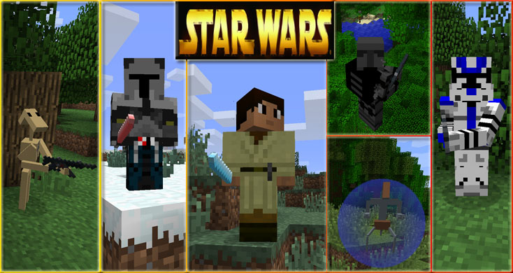 bb32d  StarWars Mod 1 [1.5.2] StarWars Mod Download