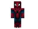 cf2ad  Amazing spiderman skin1 130x100 [1.11.2] Flat Colored Blocks Mod Download