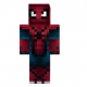 cf2ad  Amazing spiderman skin1 80x80 [1.7.10] Animated Player Mod Download