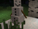[1.8] Pumpkin-less Snow Golem Mod Download