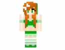 Leprechaun Girl Mystical Skin Download