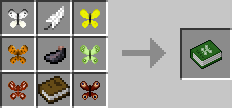 d7f6e  2ludtep Butterfly Mania Recipes