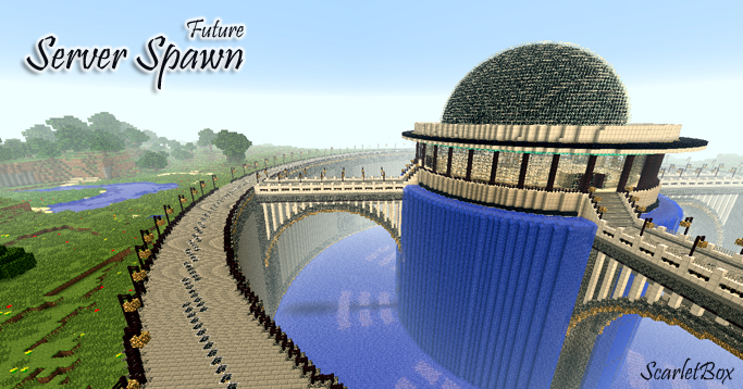 df289  Futuristic Server Spawn Map 3 Futuristic Server Spawn Map Download