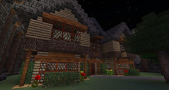 e44ef  Darklands medieval texture pack 1 [1.7.2/1.6.4] [32x] Darklands Medieval Texture Pack Download