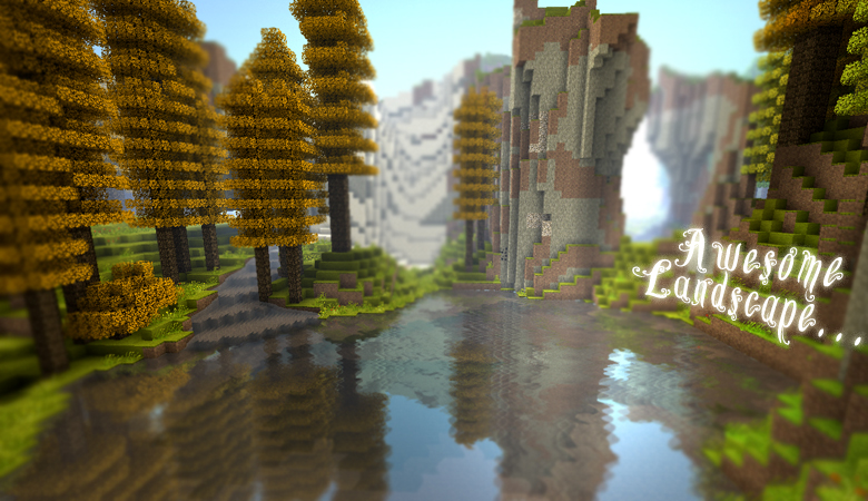 landscape 819221 [1.9.4/1.8.9] [32x] SummerFields Texture Pack Download