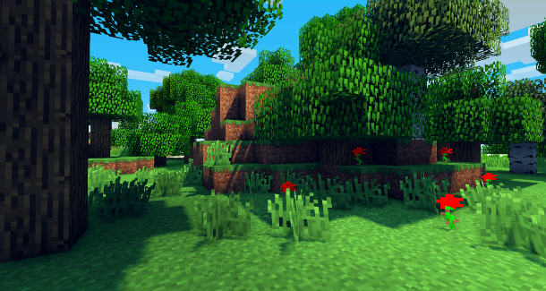waving plants shaders mod [1.5.2] Waving Plants Shaders Mod Download